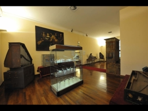 Sala Museo Nazioanle Strumenti Musicali