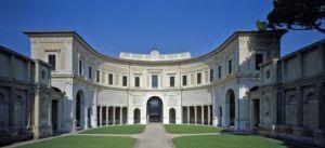 Ninfeo del Museo Naz.Etrusco Villa Giulia