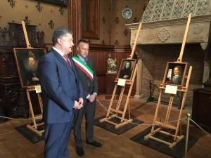 Mostra Kiev dipinti Castelvecchio